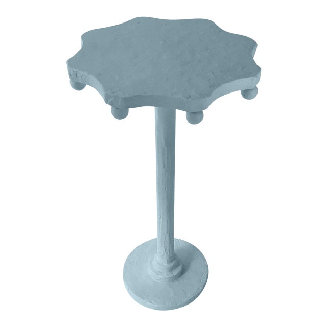 Teatro Accent Table in Chiswell Blue For Sale
