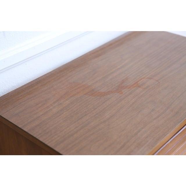 Mid Century Modern Three Drawer Chest / Cabinet - Image 8 of 8