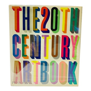 The 20th Century Art Book Large Size Art Book For Sale
