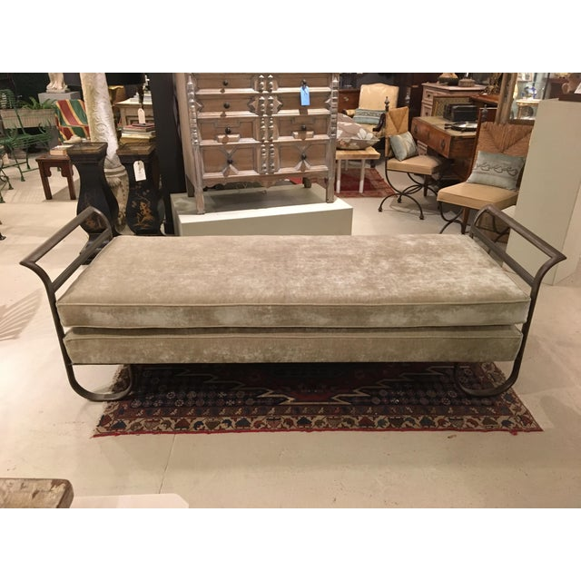 Art Deco Daybed For Sale In Charleston - Image 6 of 6