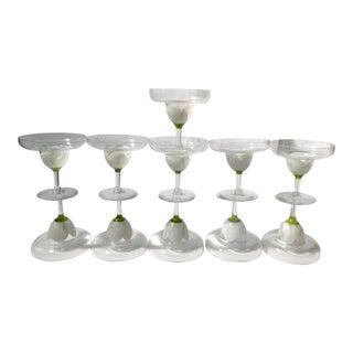 Tulip Margarita Glasses - Set of 11