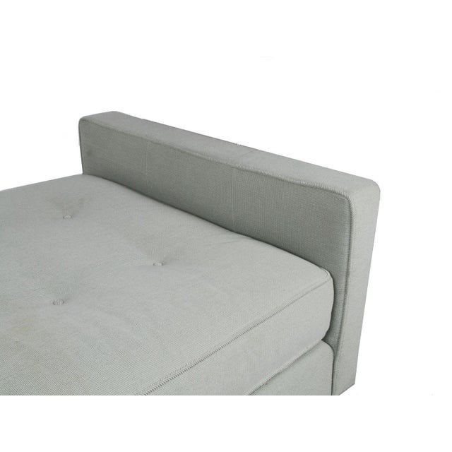Modern Modernist Transitional Tufted Daybed Mitchell Gold For Sale - Image 3 of 4
