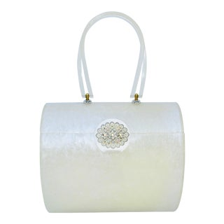 Wilardy Lucite Ladies Handbag 1950's For Sale