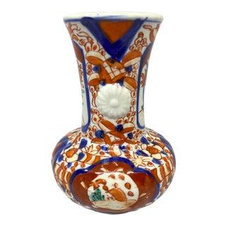 19th C. Japanese Meiji Imari Porcelain Vase For Sale