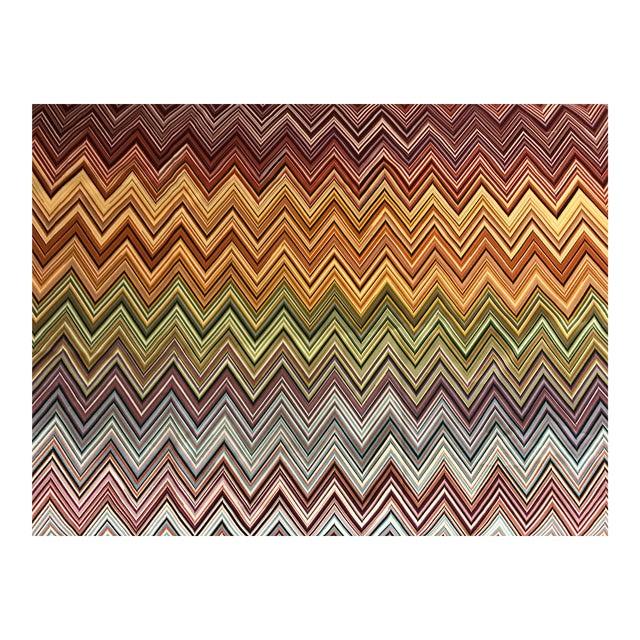 Missoni Fabric: Missoni Zig Zag Fabric - 1 Yard