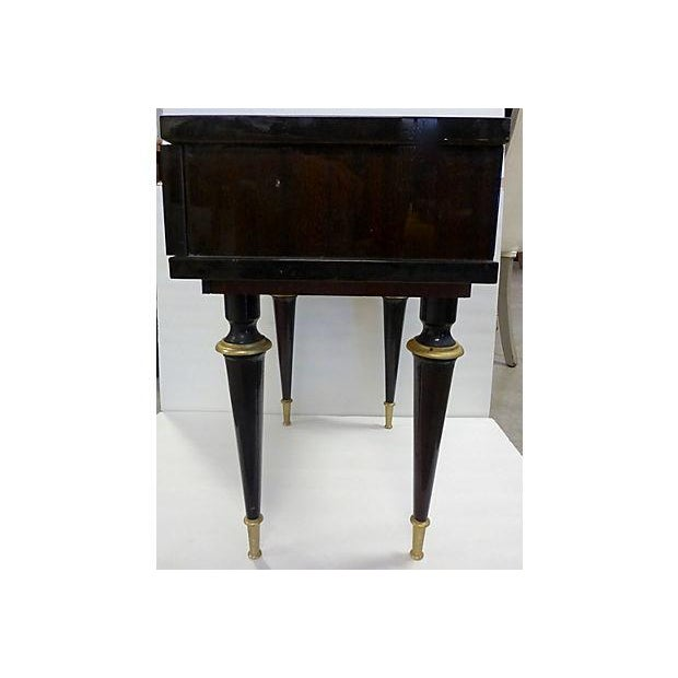 Vintage French Hollywood Regency Side Table - Image 7 of 8