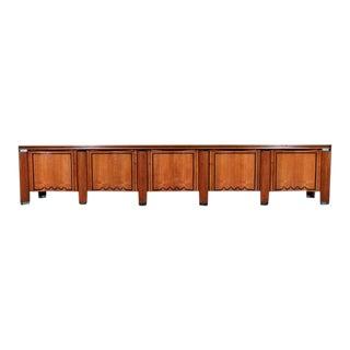 Regency Giuseppe Terragni Attributed Cabinet For Sale