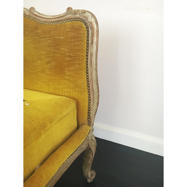 Antique Louis XV Daybed - Image 5 of 9