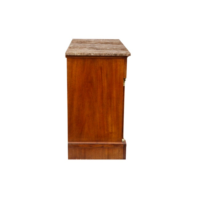 Empire Henredon Historic Natchez Collection Chest of Drawers For Sale - Image 3 of 11