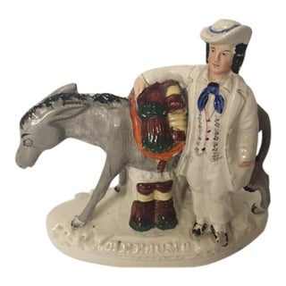 Staffordshire Figurine