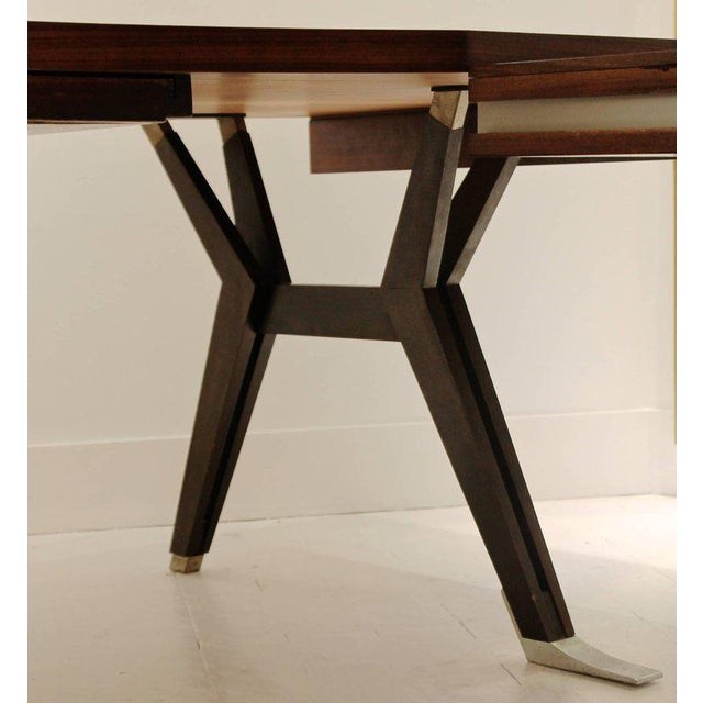 "Italian ""Terni"" Ico Parisi Desk for Mim Editions, Italy 1958 For Sale - Image 3 of 10"
