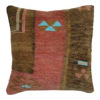 Pop Art Turkish Pillow, 19'' X 20'' For Sale