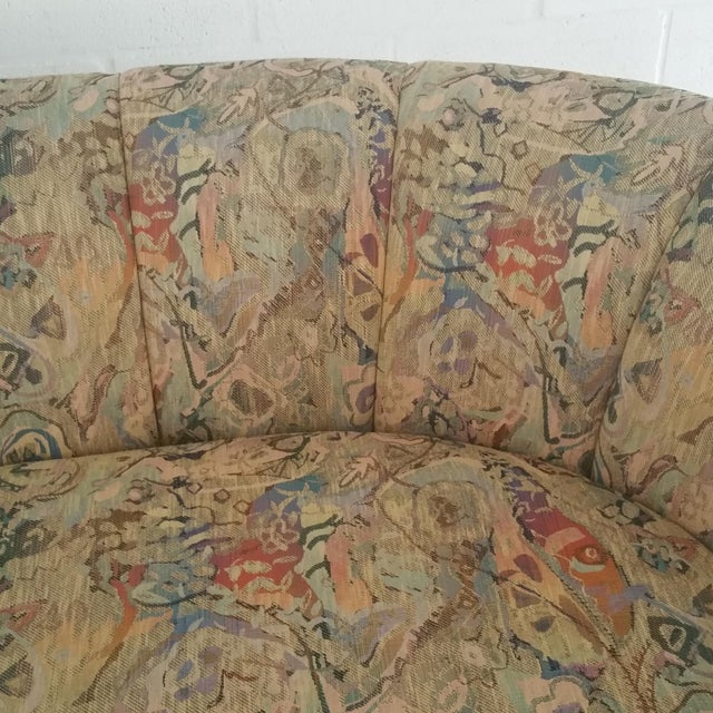 Thayer Coggin Sofa- Custom Vintage For Sale - Image 9 of 10