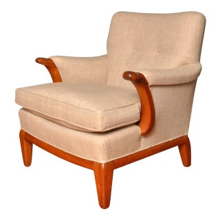 Pair of Armchairs, Switzerland, 1950s For Sale