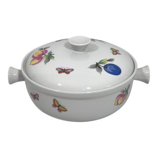 Ceramic Covered Baking Dish For Sale