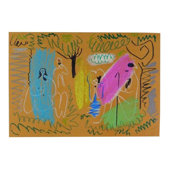 Pablo Picasso Pour Margaret For Sale