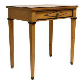 1940s French Side Table by Jacques Bodart For Sale