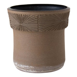 Robert Maxwell and David Cressey Earthgender Small Flared Planter For Sale