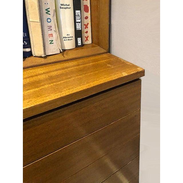 Mid-Century Modern Paul McCobb for Calvin Furniture Breakfront For Sale - Image 12 of 13