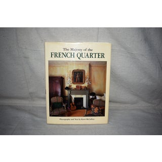 """""""The Majesty of the French Quarter"""" Book Preview"""