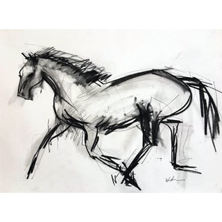 Horse Drawing #7 For Sale