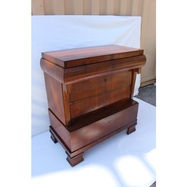 Biedermeier Small Chest of Drawers - Image 2 of 11