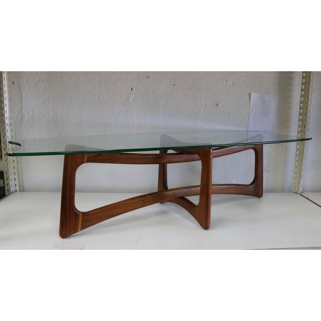 Adrian Pearsall Mid Century Modern Coffee Table - Image 3 of 9