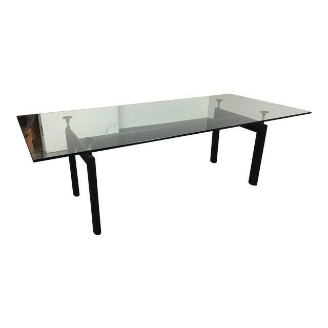 Cassina Lc6 Table Le Corbusier | Chairish