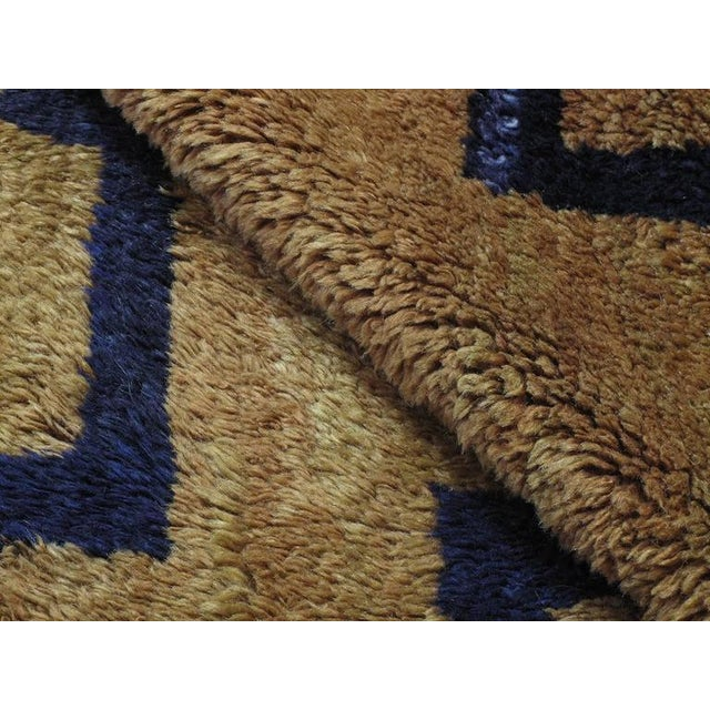 Textile Tulu with Arches For Sale - Image 7 of 8