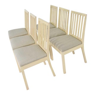 Dining Chairs Attributed to Rose Tarlow for Melrose House - Set of 6 For Sale