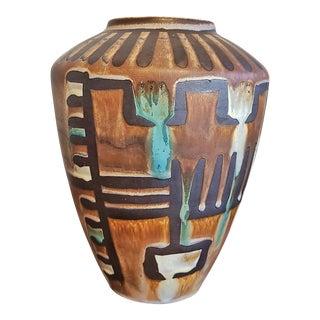 Marei Keramik Abstract Vase Nr. 2008/25 For Sale