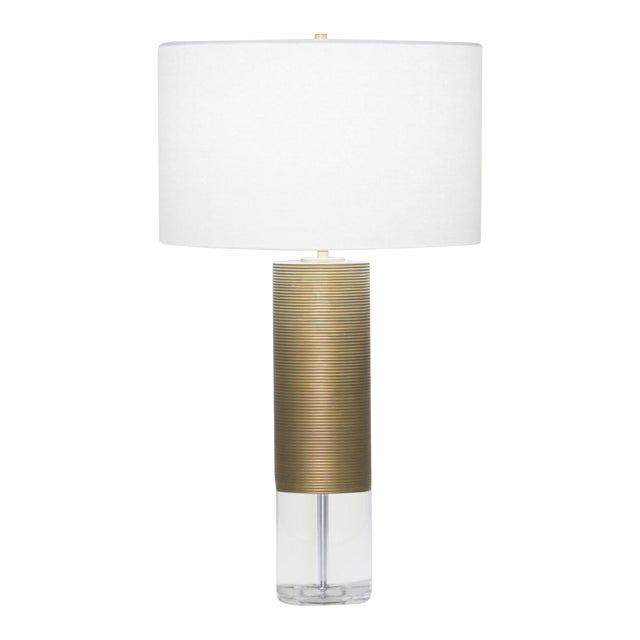 Sage Table Lamp For Sale