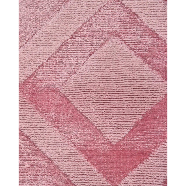 Color: Pink - Made In India. Sophisticated but minimalist, the Solids Collection is subtle, soft, and sure to compliment...