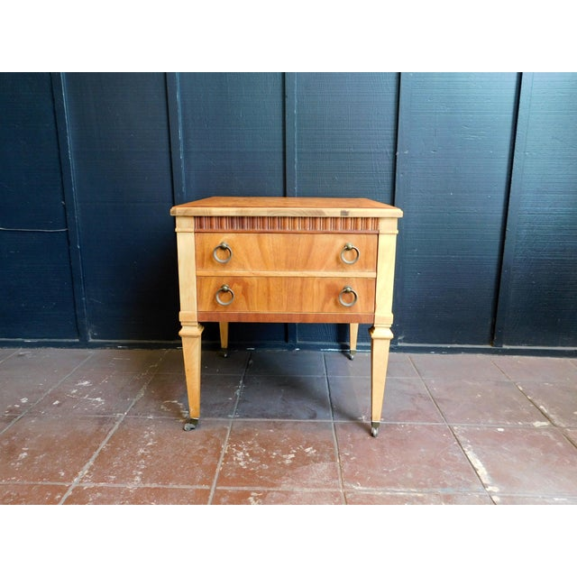 1960s Traditional Accent Table For Sale - Image 12 of 12