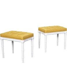 Image of Mid-Century Modern Benches
