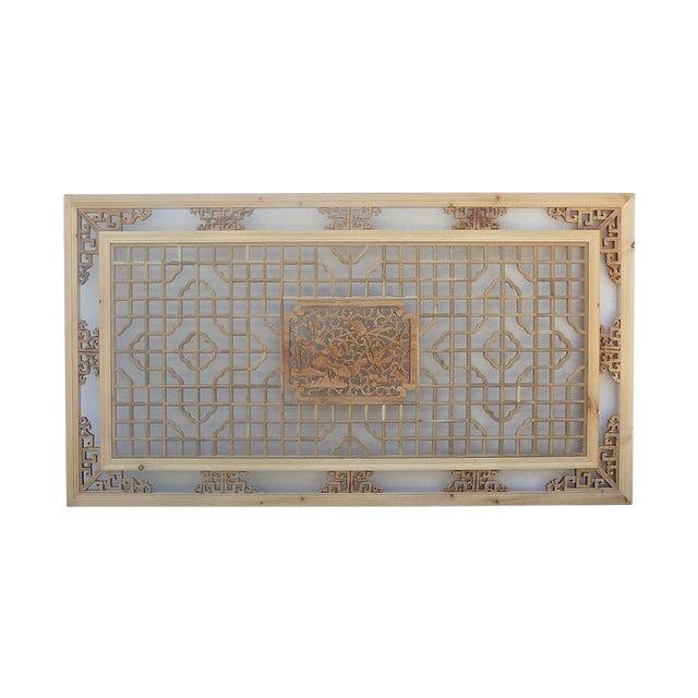 Geometric Lotus Ducks Wood Wall Decor - Image 1 of 6