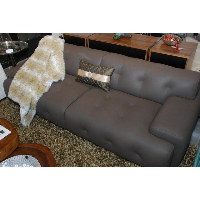 Roche Bobois Blogger Sofa For Sale - Image 5 of 9