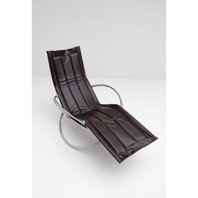 ROGER LECAL JET STAR LOUNGE CHAIR - Image 7 of 11