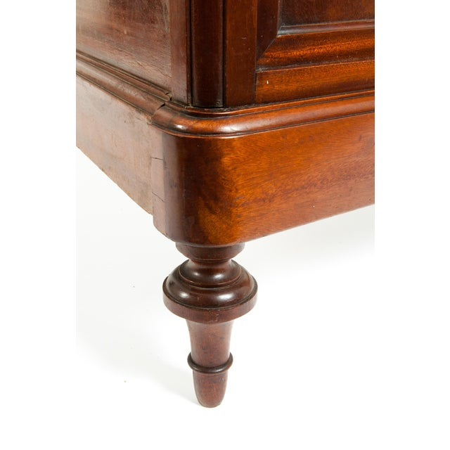French Hand Carved Walnut / Burl Walnut Single Beds - a Pair For Sale In New York - Image 6 of 9