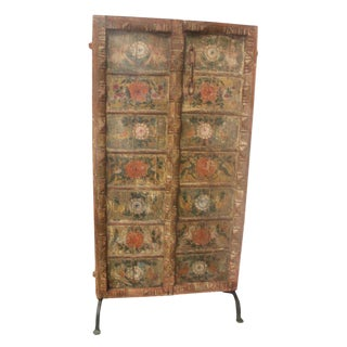 1940s Vintage Decorative Door For Sale