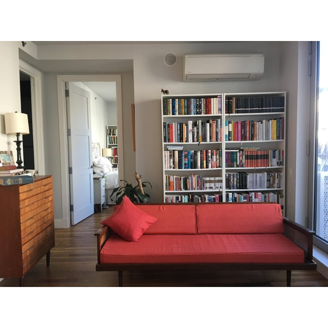 Radio Weave Danish Modern Sofa - Image 3 of 5