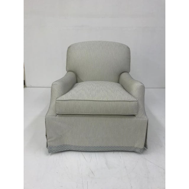 Century Furniture Century Furniture Lake Chair For Sale - Image 4 of 4