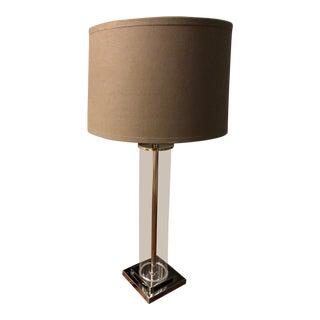 Restoration Hardware Table Lamp For Sale