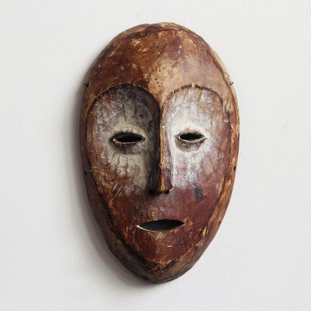 Lega Tribal Mask - Image 2 of 5
