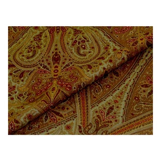 Ralph Lauren Havergate Paisley Willow Fabric For Sale