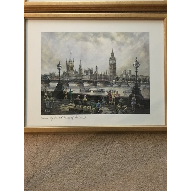 H.Moss Vintage London Prints - Set of 4 - Image 5 of 11