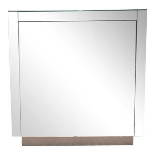 Hannah Mirrored Side Table / Nightstand