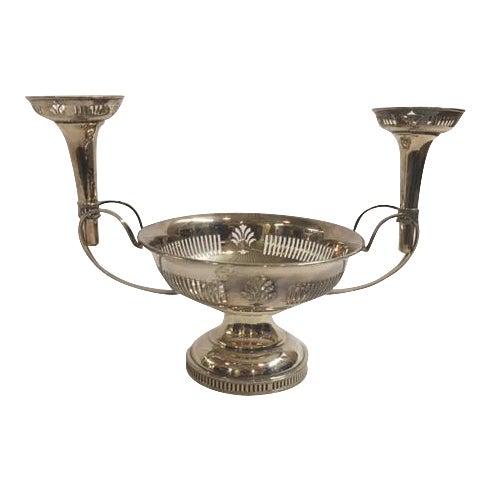 English Silverplated Epergne - Image 1 of 4