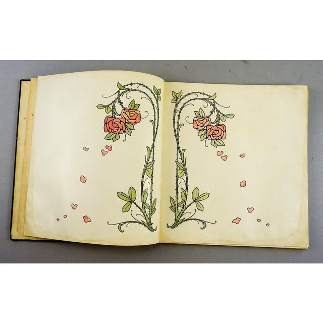 """A Book of Sweethearts"" 1908 Book For Sale - Image 4 of 11"