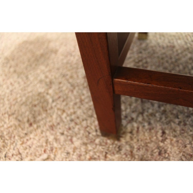 Mid-Century Modern H. Paul Browning Coffee Table - Image 11 of 11